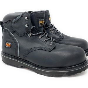 Timberland Pro Men's Pit Boss Steel Toe Work Boots